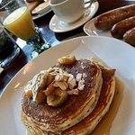 Pancakes & Sausage, Ritz Carlton Style - None Better