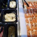 Breakfast Buffet - FRESH smoked salmon!