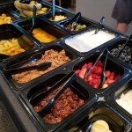 Breakfast Buffet - Lots of fresh goodies!