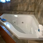 Clean jacuzzi! Worked great!