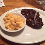 steak mac & cheese