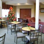 Happy Holidays from Holiday Inn Exp Pikeville family.