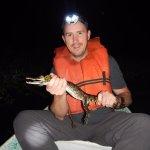 activities - nighttime canoe
