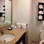 Clean bathroon
