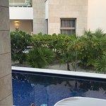 Distribución del hotel, zona de playa, habitación c/alberca privada amplia (casita cariñosa), mi