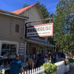 The Roadhouse from beautiful downtown Talkeetna