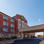 Holiday Inn Express Broken Arrow Foto