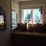 Penthouse Suite, window nook