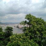 Views from Gellert Hill