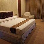 Kamar yang luas dan nyaman