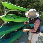 Kayak Check Out