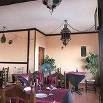 Foto de Mountains of the Moon Bar & Indian Restaurant