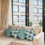 Junior Suite Balcony Lounge
