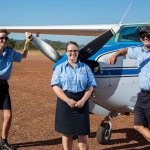 Our experienced and dedicated Scenic Flight Company Staff