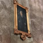 Harry Potter World talking portrait