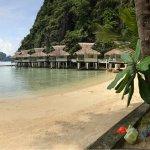 Foto de El Nido Resorts Miniloc Island