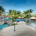 Sand Island swimming pool