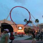 The Rockit Ride 2-  Universal Studios Florida
