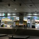 Duty free shopping centre