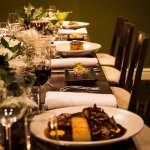 Why not book our Private Dining Room for your special occassion