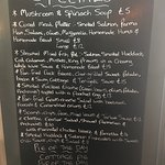 A Typical Specials Board