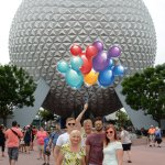 Epcot August 2016