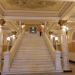 Internal Staircase SD State Capitol Building