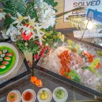 Japanese Delights and Live Shucked Premium Seafood on Ice @ Superpower Sunday Brunch