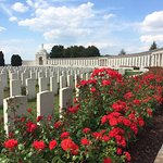 Photo of Tyne Cot Cemetery