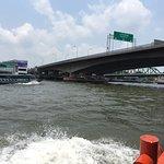 Foto de Chao Phraya Express Boat