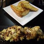 Garlic + herb bread
