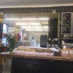 Espresso ristretto @ the Coffice