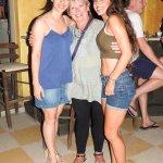 Olivia, Brenda and Joanna at the Love Boat