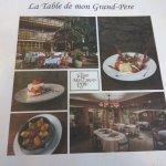 Photo of La Table de Mon Grand Pere