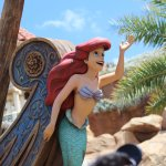 The Little Mermaid Ride