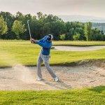 27-Loch Golfanlage mit eigener Golfacademy