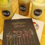 smoothie, detox smoothie og vanilie milkshake