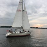 Sailing with Chesepeake Bay Charters