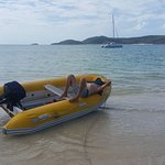 Photo de Whitehaven Beach