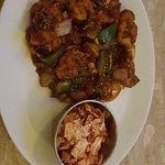 Chef Special Garlic Chicken