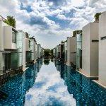 120 metres long swimming pool