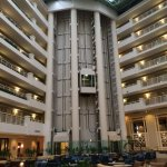 Nice atrium, a signature of the Embassy Suites