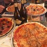 Perfect Italian pizza