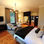 Manor House Suite. Popular for Honey Moon and Anniversary's.