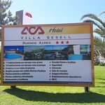 Hotel ACA Villa Gesell Photo