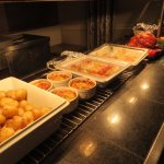 Carvery and specialty main courses
