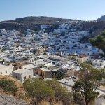 Foto di Villaggio di Lindos