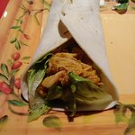 My chix soft taco