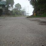 The Road Outside The Hotel