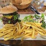 Le Killer burger, 500g de viande
